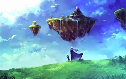 Trigger Chrono Island Fantasy Floating Magus Zeal