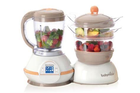 de cuisine qui fait tout robots de cuisine pour bb nutribaby babymoov with de