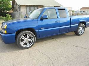 Sell used 2003 Chevrolet Silverado 1500 SS Extended Cab ...