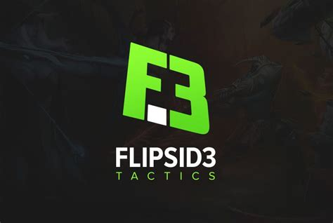 fly for siege flipsid3 tactics logo vancouver web designer front end