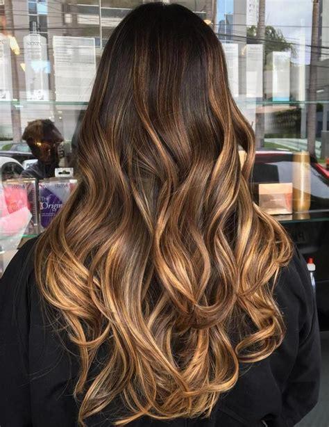 balayage braun caramel 60 chocolate brown hair color ideas for brunettes hair brown hair balayage hair
