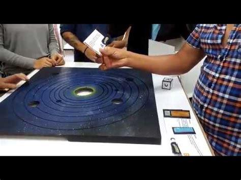 el sistema solar personas con discapacidad visual material did 225 ctico youtube