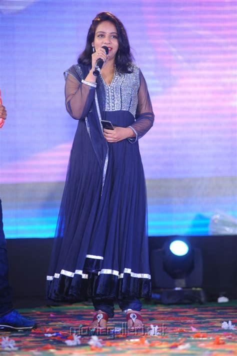picture  singer mm srilekha  salwar kameez