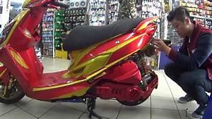 Iron Man - Custom Scooter