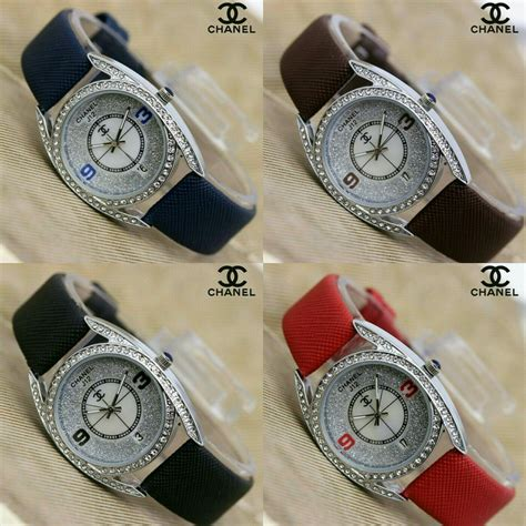 Jual Jam Tangan Wanita jual jam tangan wanita channel j12 limited baru jam