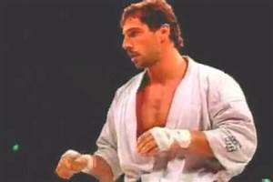 "andy hug "" THE SAMOURAI"" - kyokushineveryday.com"
