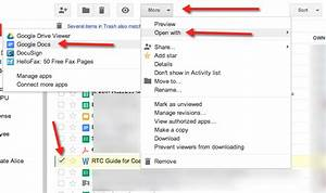 Converting office documents to google documents teacher tech for Google docs word 2013