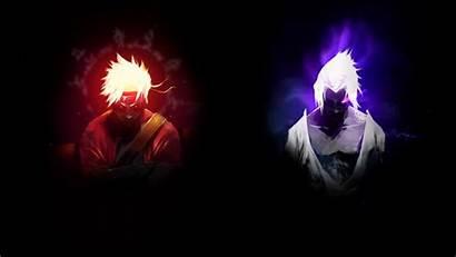 Naruto Sasuke 4k