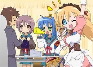 Lucky☆Star Image #515605 - Zerochan Anime Image Board