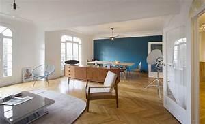 Meuble Bleu Canard : design nordique style annees 50 ~ Teatrodelosmanantiales.com Idées de Décoration