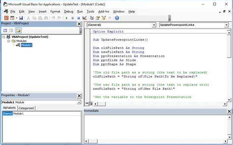 Edit Links In Powerpoint Using Vba  Excel Off The Grid