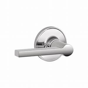 Dexter satin chrome solstice lever for Dexter door handles
