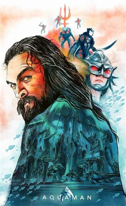 Aquaman Poster Movie Inspirationde Posters Posterspy Movies