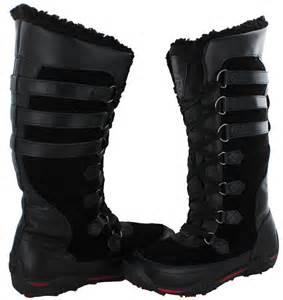 Tall Waterproof Snow Boots Women