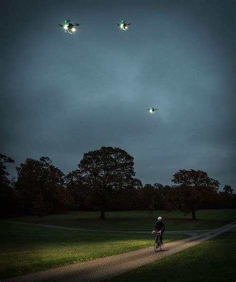 fleetlights flying streetlight drones  guide