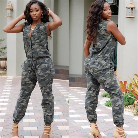 camouflage jumpsuit aliexpress com buy overalls for rompers 2015