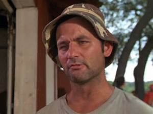 Comedic Monologue for Men - Bill Murray in Caddyshack ...