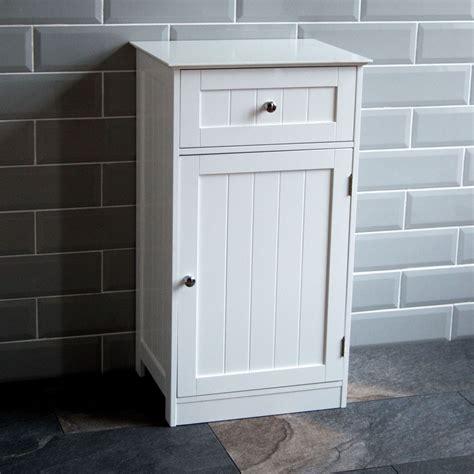 bathroom cabinet  door  drawer freestanding storage unit