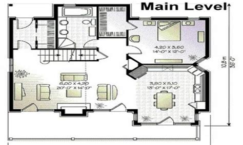 house plans affordable small house floor plans prairie small home plan house design small cottage house plans
