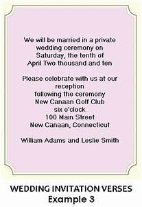 invitation wording private ceremony weddingbee With wedding reception invitation wording after private ceremony