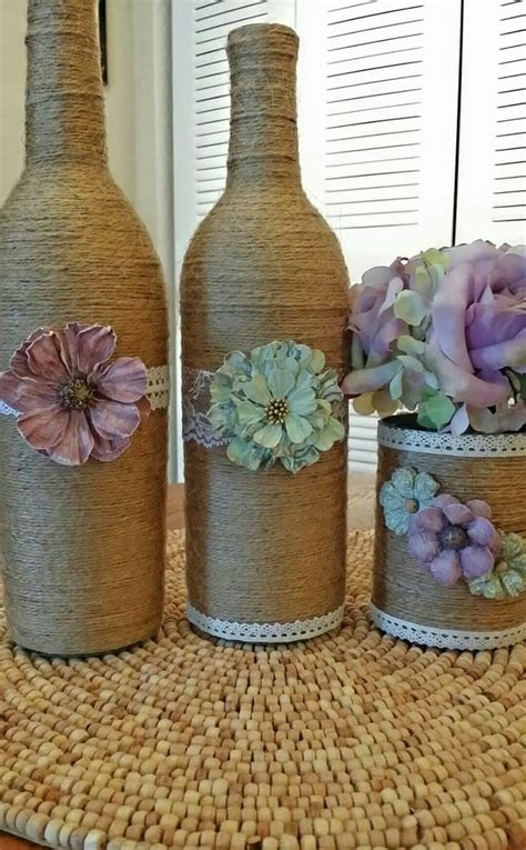 spine tingling upcycled wine bottle craft ideas cool crafts