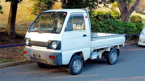 Suzuki Mini Trucks by 1991 Suzuki Carry Mini Truck Usa Import Japan Auction
