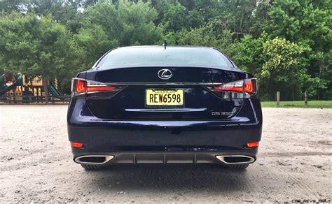 Lexus Gs 350 2017 by 2017 Lexus Gs350 Rwd Luxury Road Test Review Drive