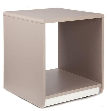 table de nuit cube cool table de chevet en forme de cube moderne table de