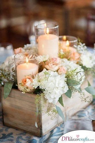 rustic ideas great diy wedding centerpieces wedding