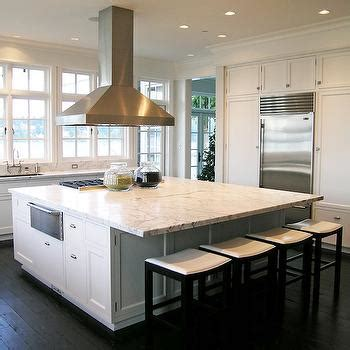 square kitchen islands lowes drawer pulls and knobs design ideas 2445