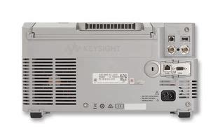 Msoxt Keysight Technologies Mso Mdo Oscilloscope