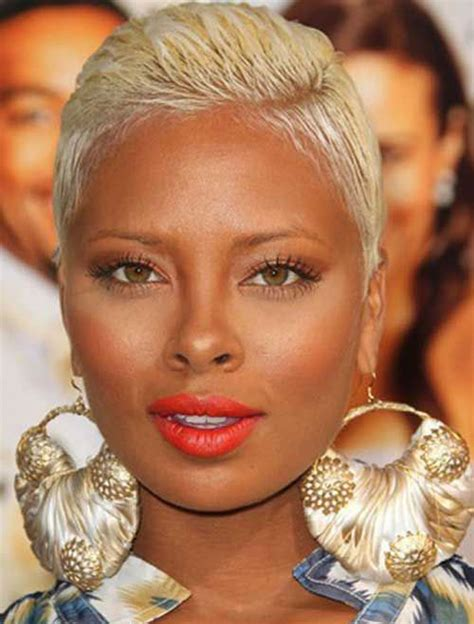 short african american hairstyles for round faces 2018