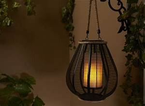 Dahl, Led, Candle, Lantern, With, Dancing, Led, Flame, -, Smart, Living