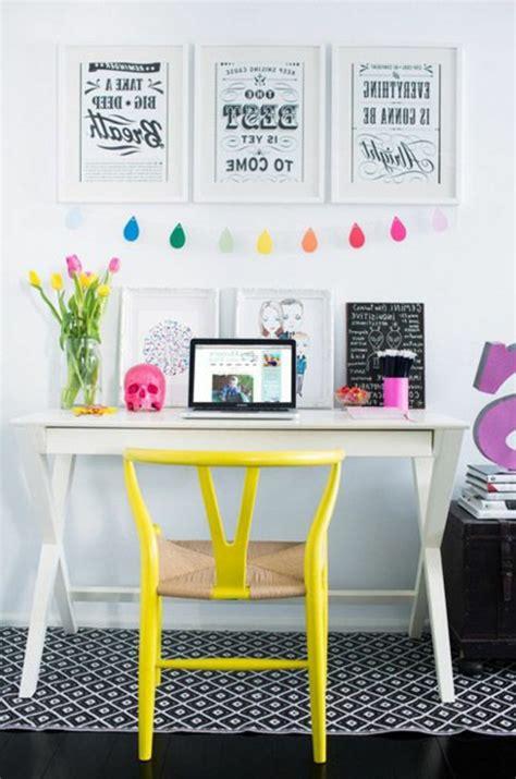 lit avec bureau pour fille 26 idées pour déco chambre ado fille