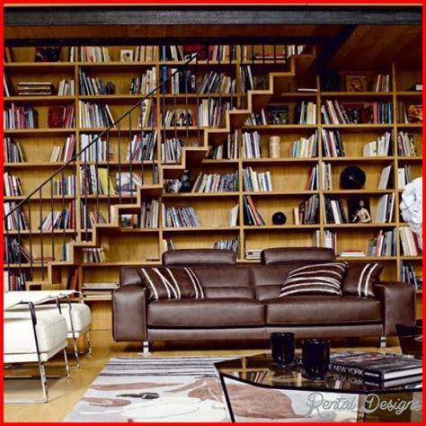 Home Library Design  Rentaldesignscom