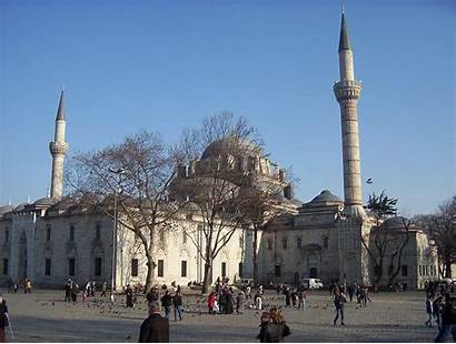 Istanbul Turkey Mosque Masjid Bayezid Mosques Nice