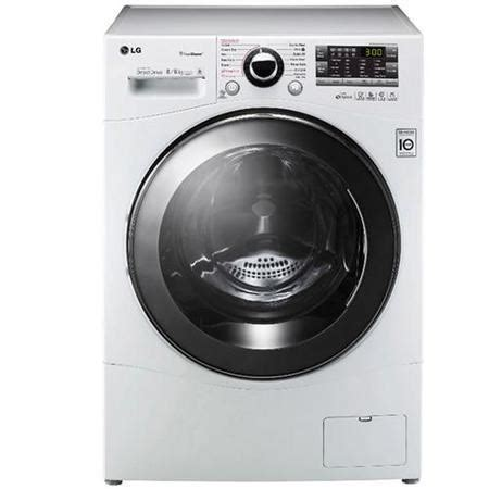 lg f14a8rd direct drive 9kg wash 6kg freestanding washer dryer white appliances direct