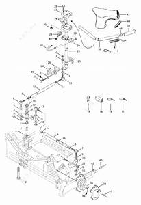 Ski Doo 1997 Formula - 500 Deluxe  Steering System