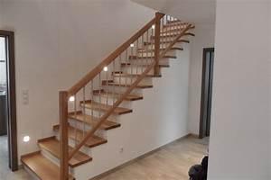 Geländer Für Treppe : treppe mit gel nder zf11 kyushucon ~ Michelbontemps.com Haus und Dekorationen