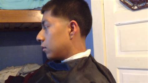 taper haircut youtube
