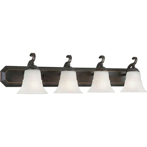 kitchen sinks lowes progress lighting melbourne collection 4 light espresso 3024