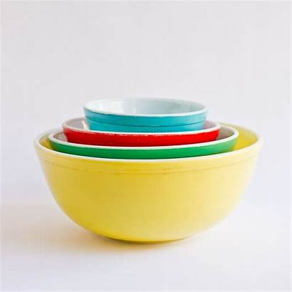 Bowls Mixing Pyrex Grandmother Had Want