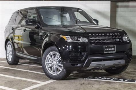 land rover range rover sport  west hollywood
