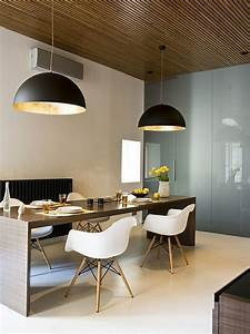 Große Deckenlampen Design : gro e pendelleuchten im esszimmer moderne h ngelampen ~ Sanjose-hotels-ca.com Haus und Dekorationen
