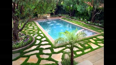 swimming pool with garden small garden swimming pools pools for home