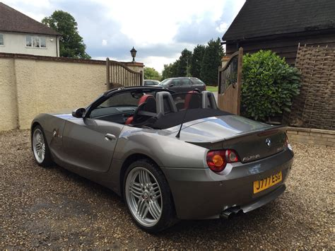 Bmw Z4 34s Alpina Roadster 6 Speed Manual  Gs Vehicle