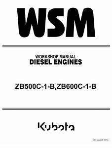 Kubota Zb500  600c