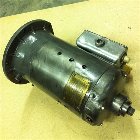 General Electric Dc Motors by General Electric Dc Motor 1 Hp 5000 Rpm 5bby49ab6 5 8