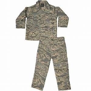 Trooper Clothing Little Boys/boys Abu Air Force Camouflage ...