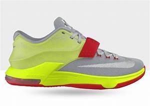 "NIKEiD KD 7 ""Easy Money"" Option - SneakerNews.com"